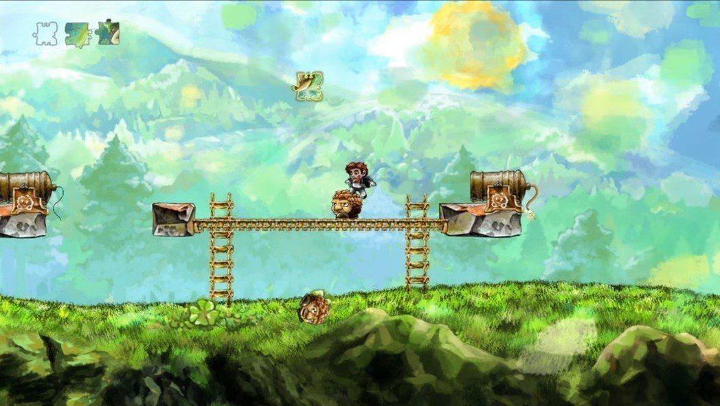 遊戲的玩法與《超級瑪利歐》很相似,走路、跳躍、踩踏敵人跳得更高。
