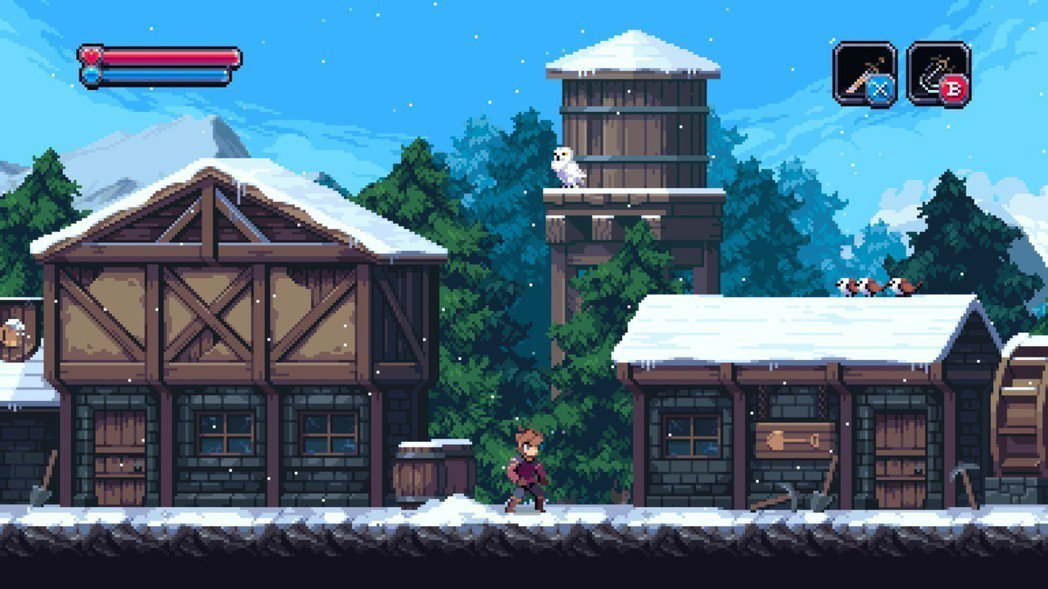 看似平凡的雪國小鎮,近來卻動盪連連。