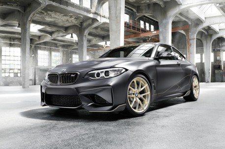 傳說中的M2 CS? 不,他只是換上BMW全新M套件!