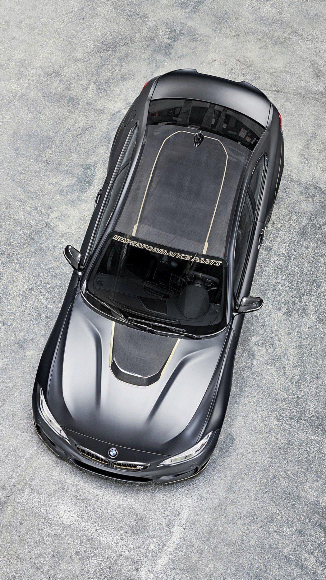 若是搭載這組全新M Performance套件,可讓車重一舉減輕60公斤! 摘自...