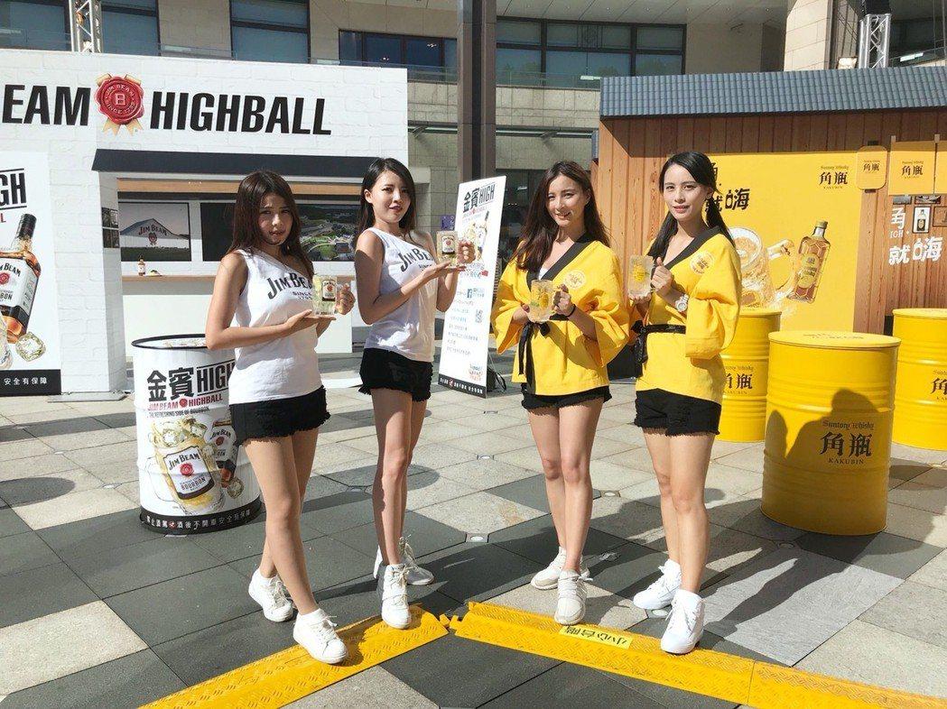 【HIGHBALL東西軍․美食嘉年華】將於7月13日〈五〉至7月15日〈日〉,於...