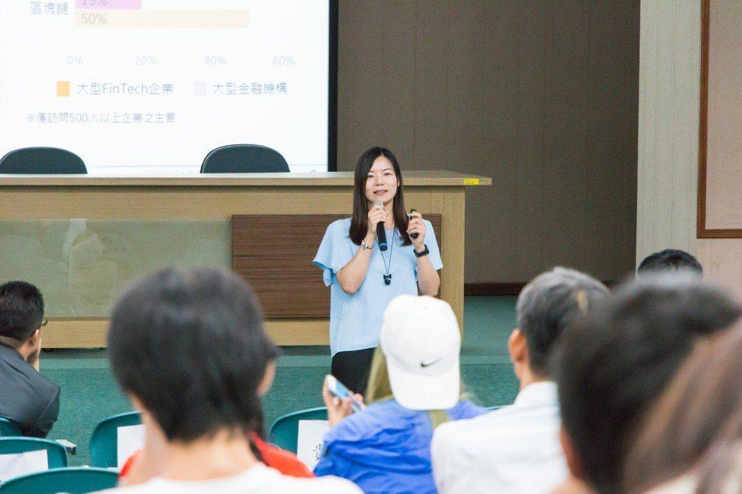 工研院葉逸萱分析師 洪紹晏/攝影