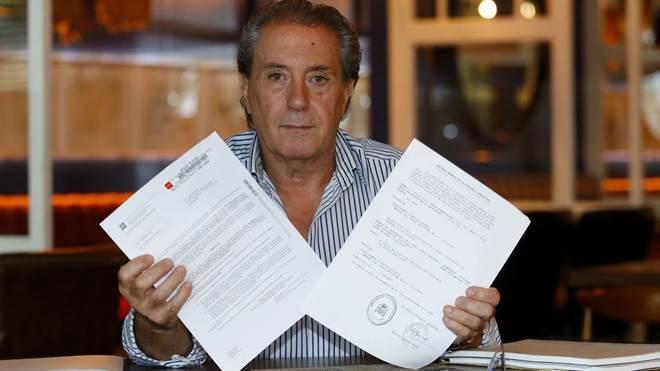 圖一、Francisco Lopez指控FIFA侵害其專利權。 (圖片來源:Ma...