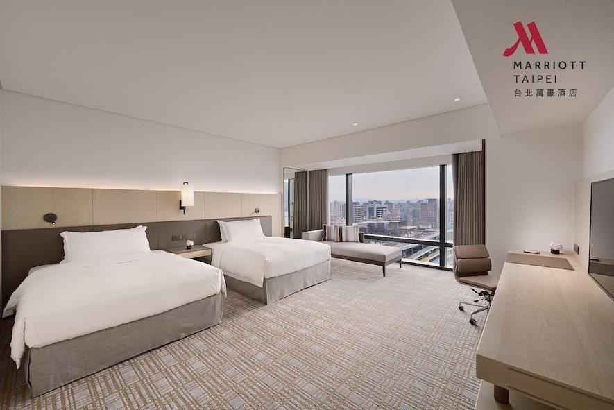 (圖) 皇室羽毛工房 與台北萬豪酒店合作