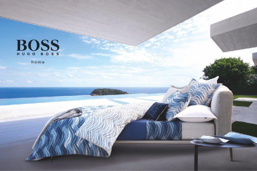 (圖) 皇室羽毛工房 代理品牌《Hugo Boss》