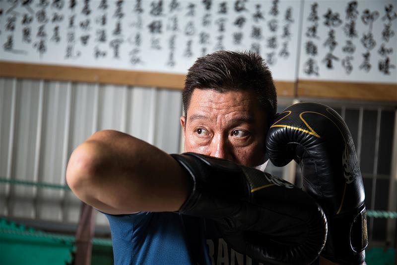 李智仁教拳超過17年,桃李滿門,包含總統貼身隨扈在內。