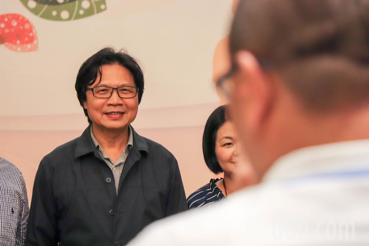 行政院長賴清德宣布內閣改組,教育部長由內政部長葉俊榮接任。記者鄭維真/攝影
