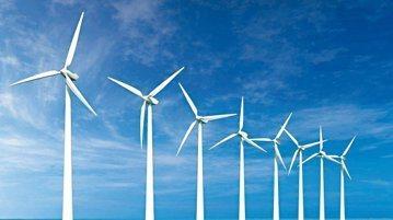 台灣正積極發展離岸風電市場。圖/聯合報系資料照。