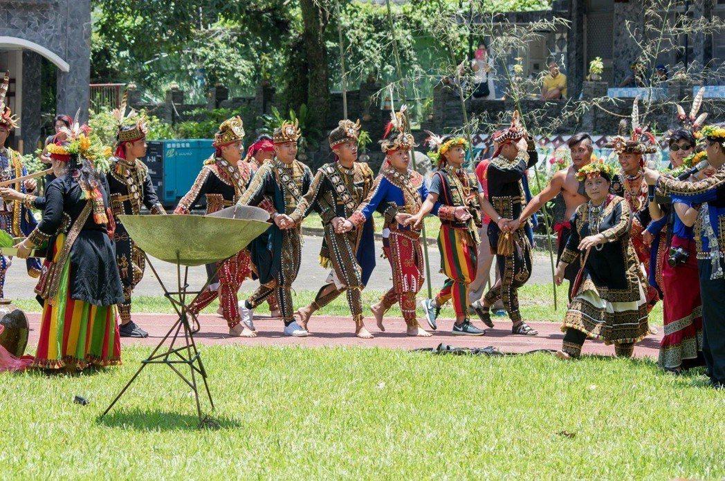 高雄多納黑米祭14、15日舉辦,多項趣味活動開放給遊客體驗。圖/茂管處提供