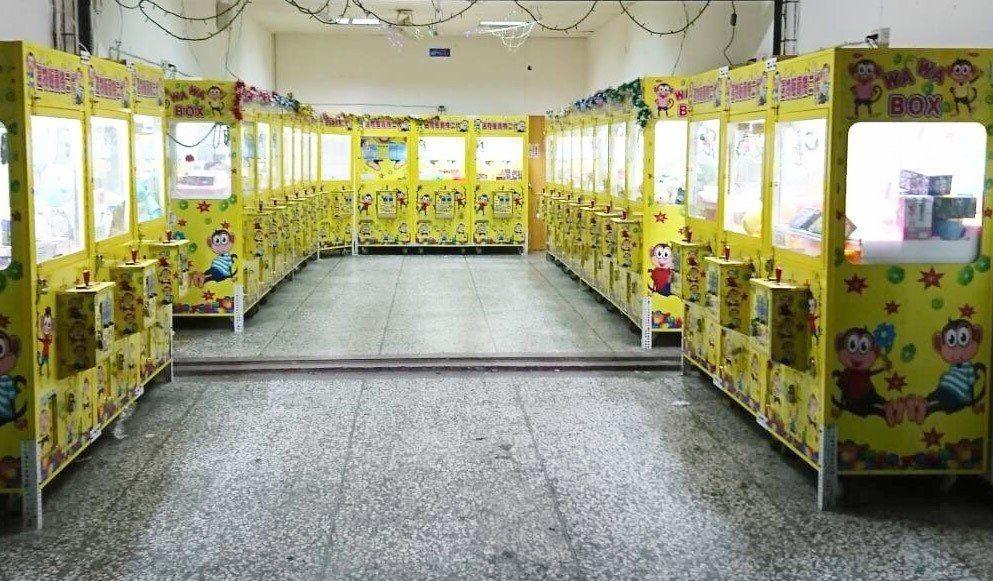 新竹縣政府警察局清查轄內198家店,發現有11處改裝機台或未領有營利事業登記證等...
