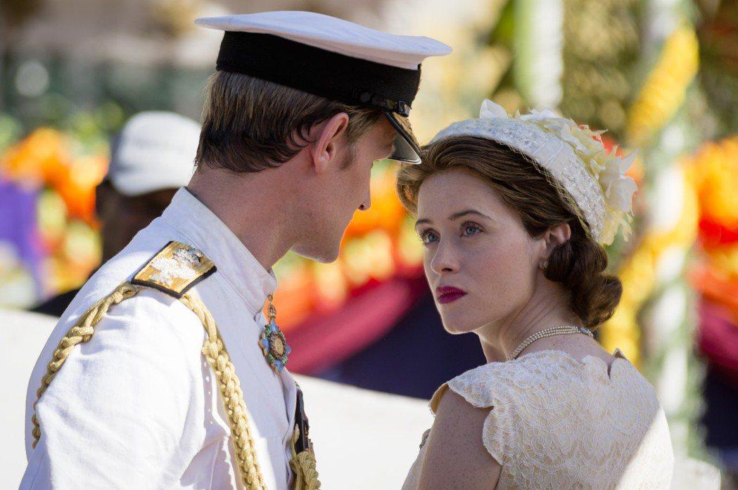 Netflix「王冠」等大戲共獲112項艾美獎提名,領先所有頻道或平台。(美聯社...