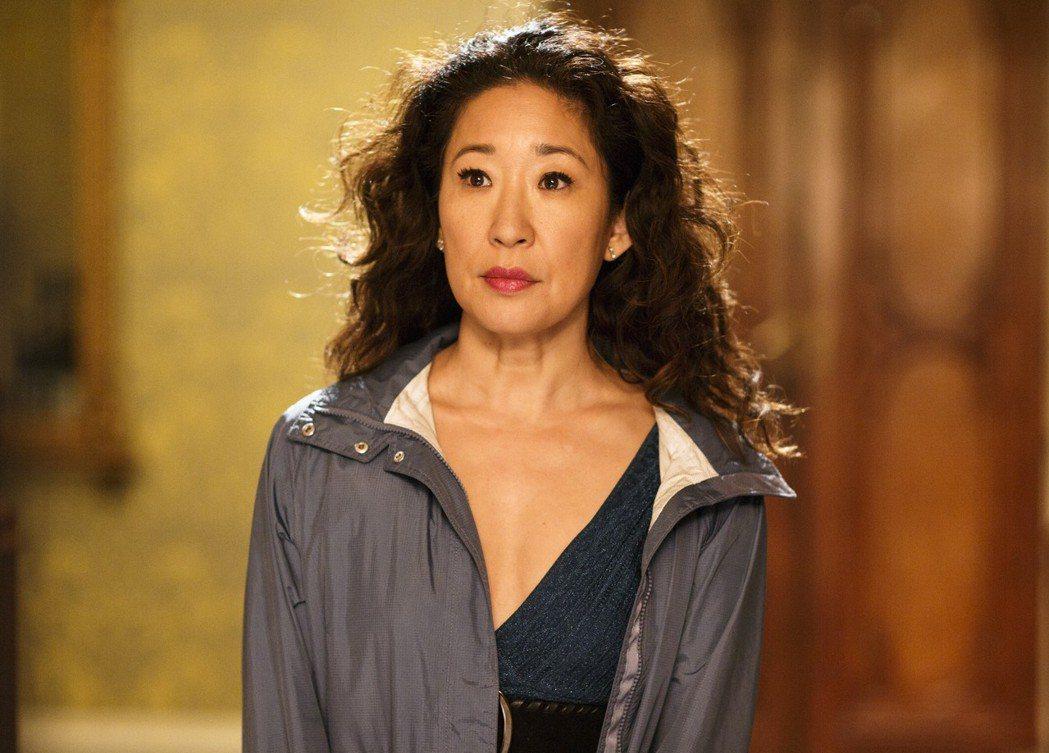 吳珊卓成為70屆以來第一位提名艾美獎最佳戲劇影集女主角的亞裔女星。(美聯社)