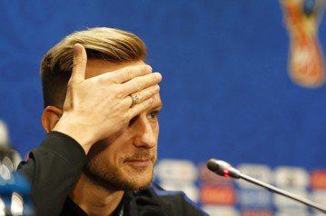 克羅埃西亞拚世足首冠 拉基提奇願在額頭刺大力神盃
