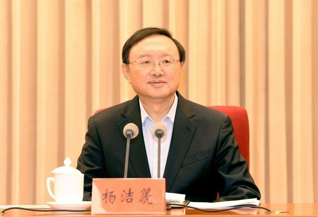 中共中央外事辦主任楊潔篪。 中新社