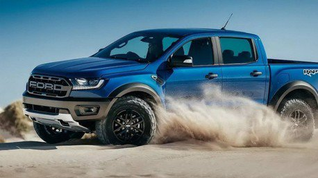Ford Ranger Raptor貨卡明年進軍英國市場
