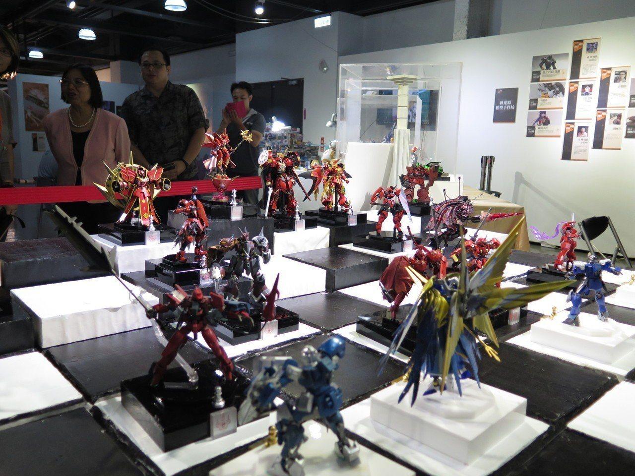 桃園國際動漫大展包含動畫、漫畫、遊戲及玩具四個不同面向,今年更將科技納入,從平面...