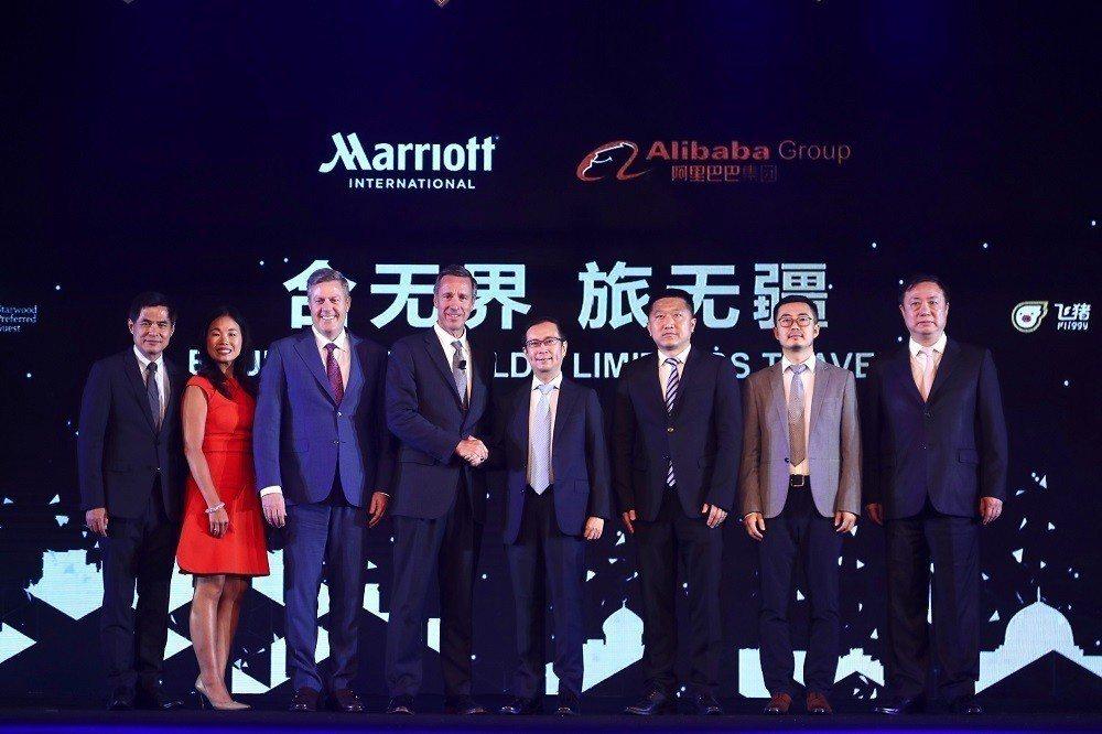 阿里巴巴與萬豪國際於去年8月起成立合資公司,隨即從業務及營銷數字化、打通會員體系...