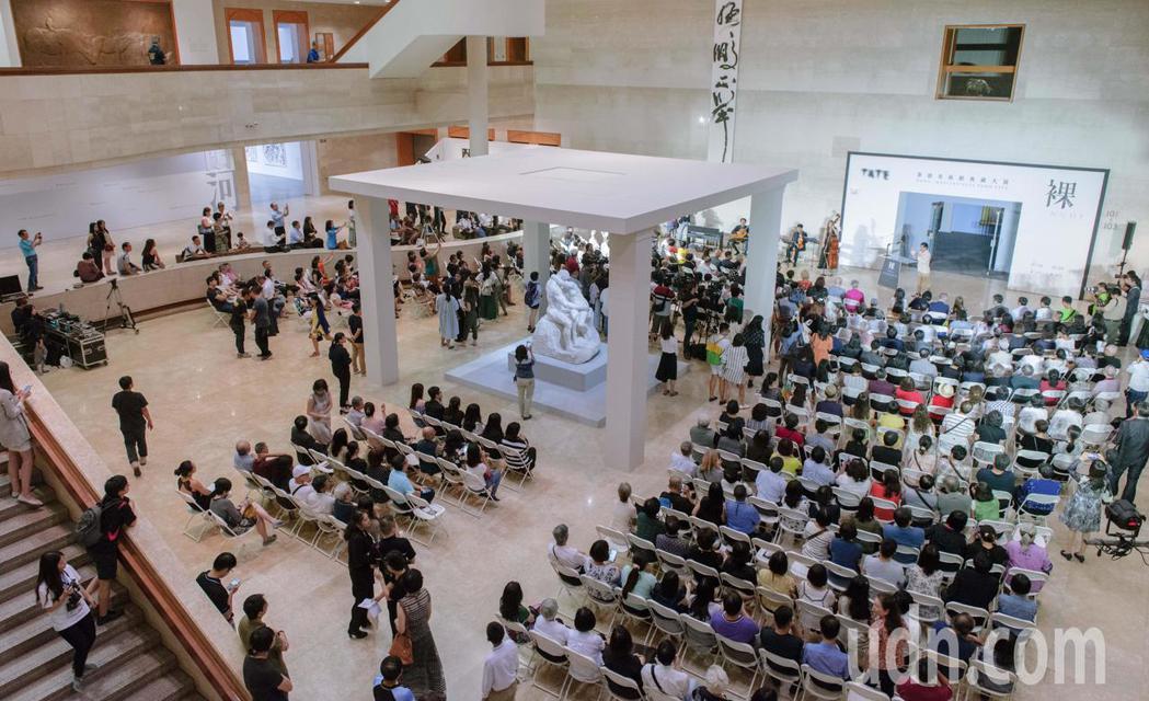 呼應文化體驗有價潮流,高美館7月14日起要收門票。記者徐如宜/攝影