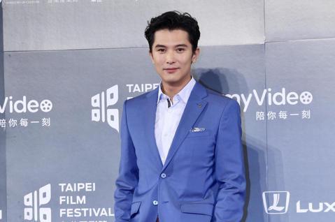 2018台北電影獎,演員邱澤。