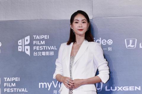 2018台北電影獎,劇情長片海人魚劇組,導演袁緒虎、演員鍾瑤、李霈瑜、蔡拿威。