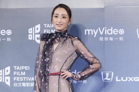 2018台北電影獎,柯佳嬿。記者林伯東/攝影