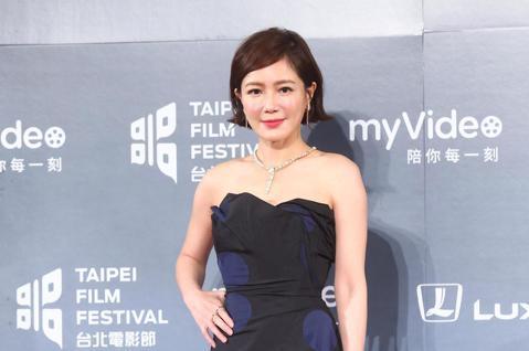 2018台北電影獎,頒獎人吳慷仁、尹馨出席。
