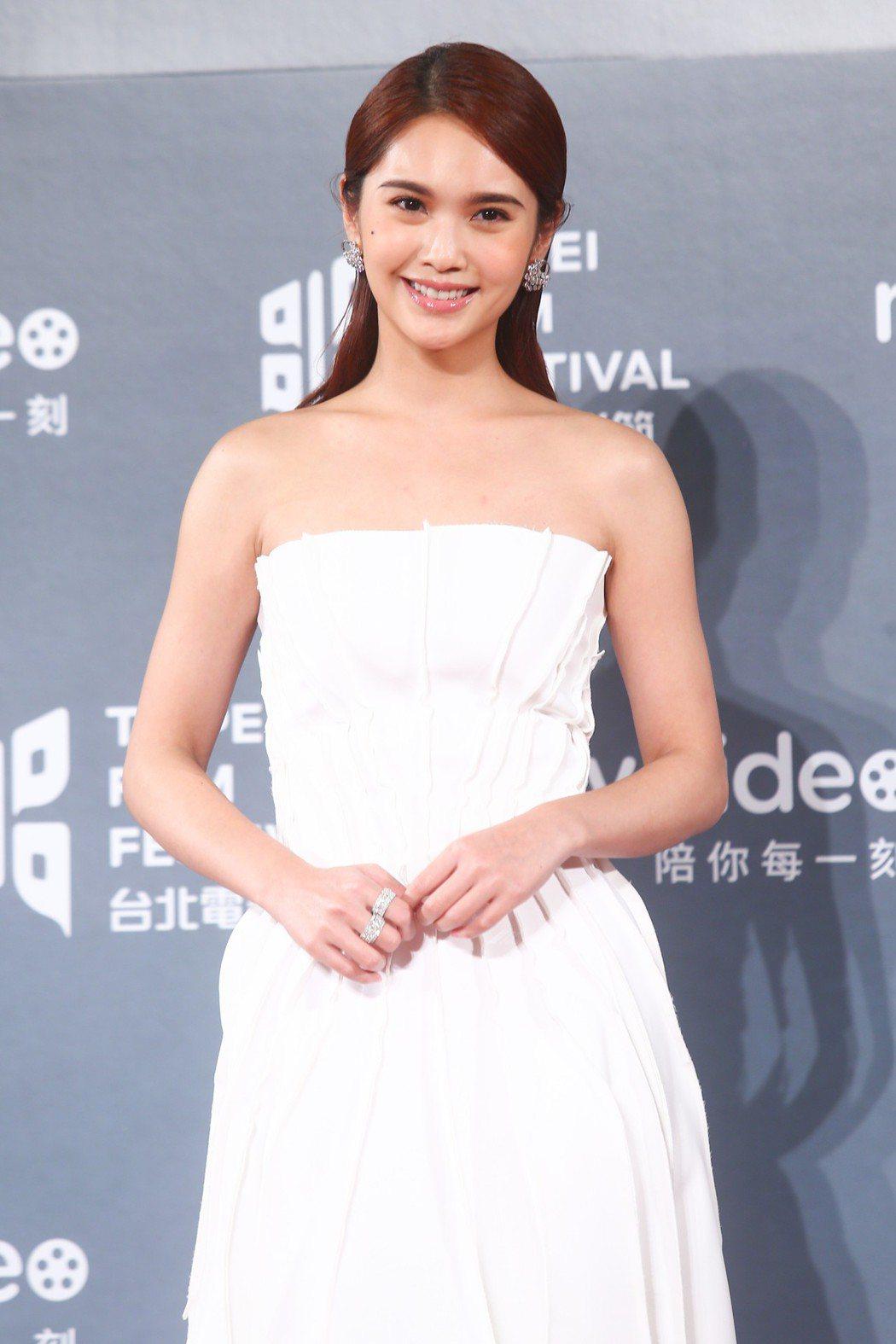2018台北電影獎,楊丞琳出席。記者王騰毅/攝影