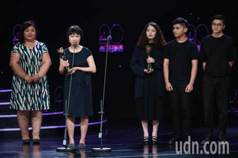 2018台北電影獎,最佳動畫獎由霓虹、幸福路上獲得。