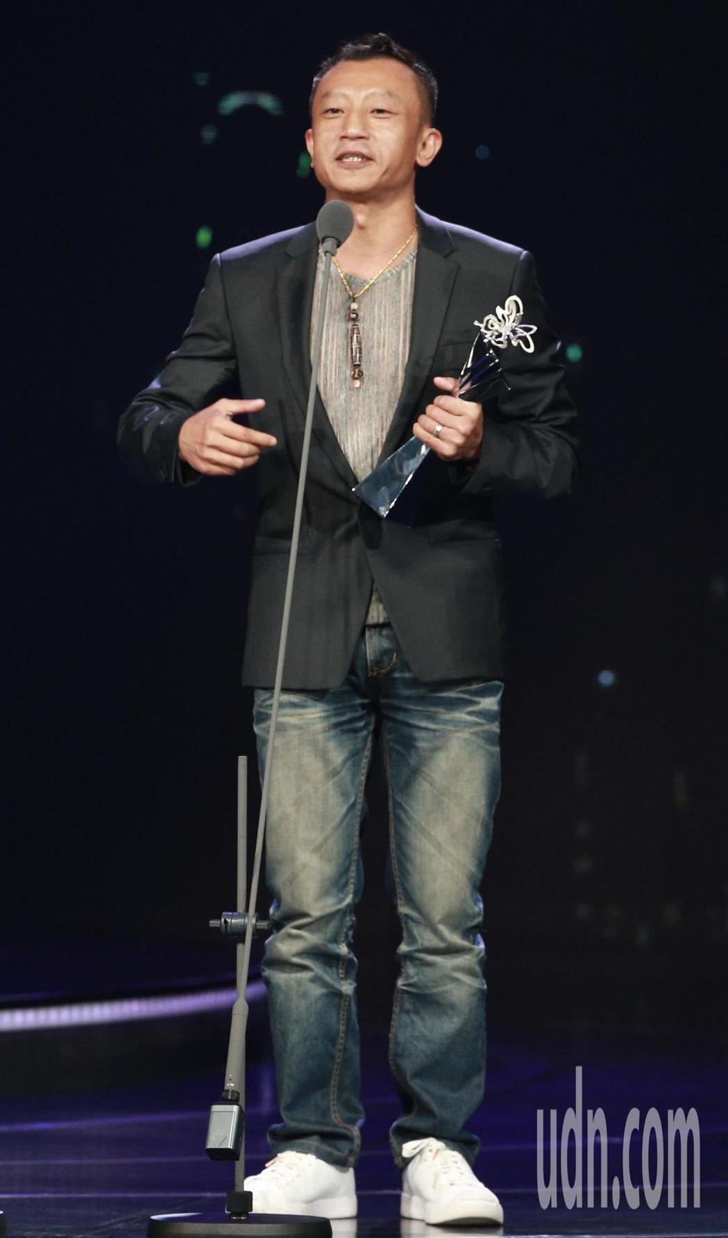 2018台北電影獎,最佳編劇獎由楊雅喆獲得。記者林伯東/攝影