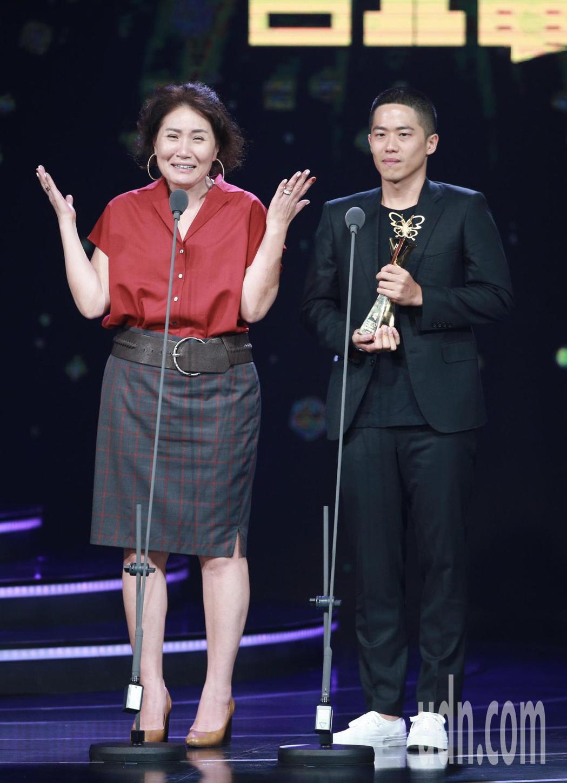 2018台北電影獎,最佳劇情長片獎由誰先愛上他的獲得。記者林伯東/攝影
