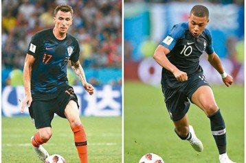 最後爭霸 法國誓奪金盃克羅埃西亞拚第一冠