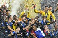 法國下半場兩度破門奠勝 4:2勝克國奪隊史第二冠