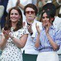 凱特王妃&梅根相約看溫網 首次單獨同框誰的衣Q獲勝?