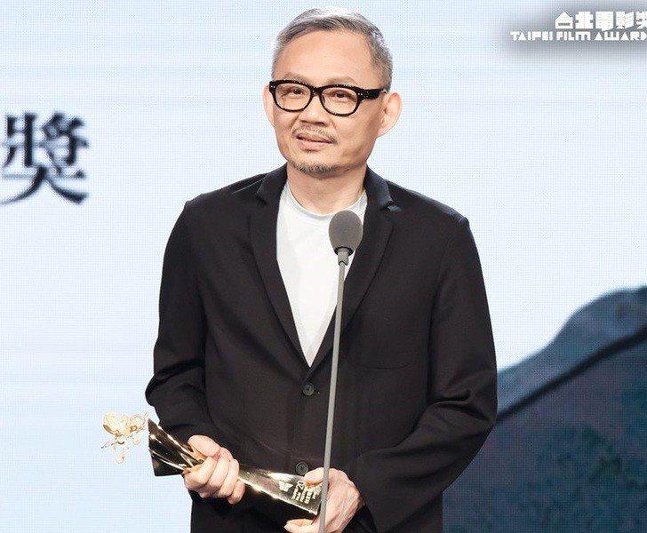 導演陳國富14日獲頒台北電影節的「楊士琪卓越貢獻獎」,他曾任台北電影節第一、二屆
