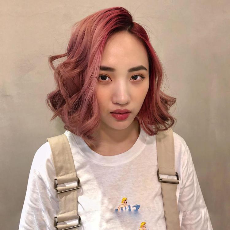 髮型創作/Fiona Air&Hair。圖/StyleMap提供
