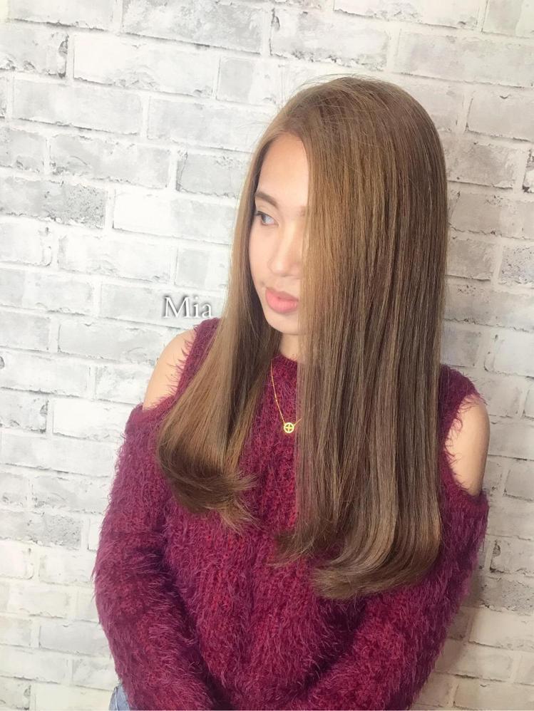 髮型創作/L.RISE / 蜜雅(陳珺)。圖/StyleMap提供