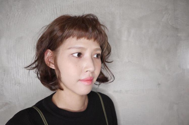 髮型創作/ Novia。圖/StyleMap提供