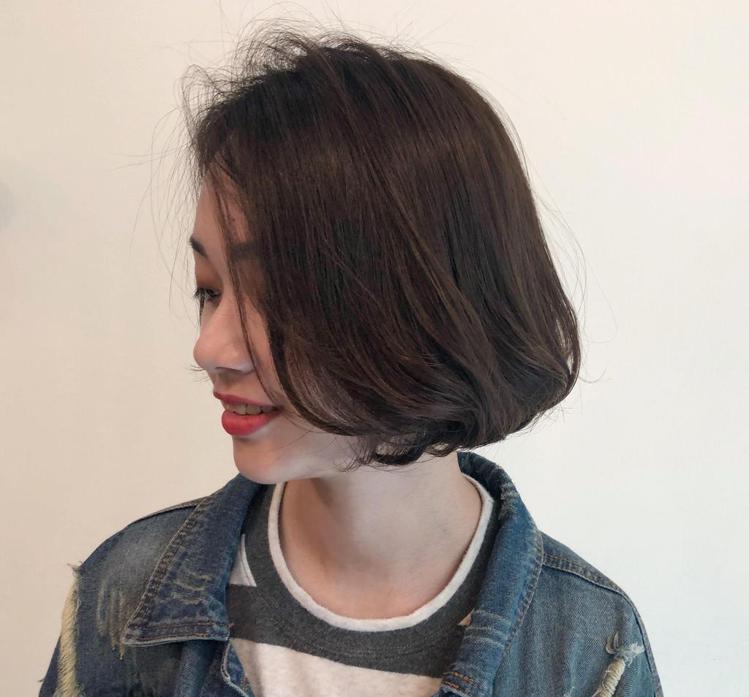 髮型創作/Kelly。圖/StyleMap提供