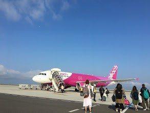 樂桃航空冬季航班開賣,耶誕節期間飛往北海道最低來回6千有找。記者魏妤庭/攝影