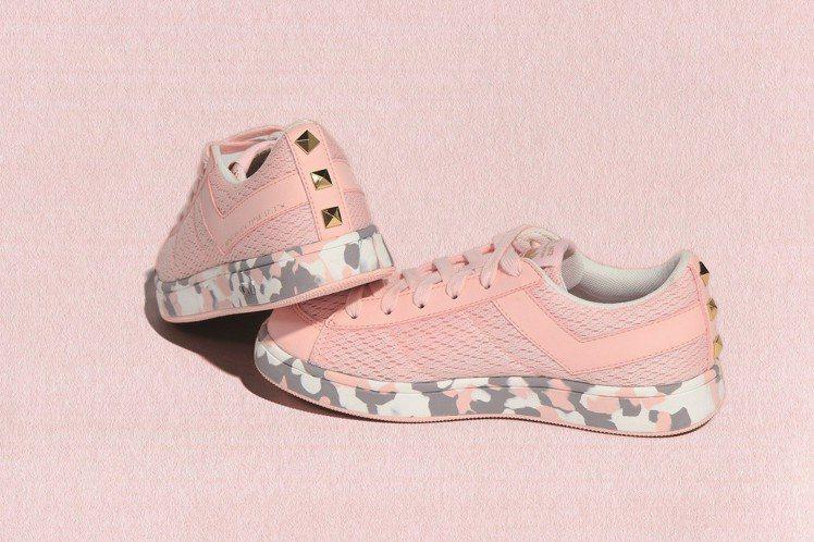 Pony玫瑰迷彩PRO EG滑板鞋,約2,280元。圖/Pony提供