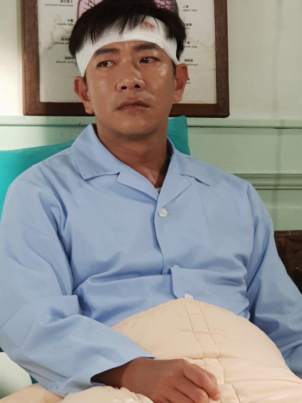 江俊翰為戲減肥8公斤回春。圖/民視提供