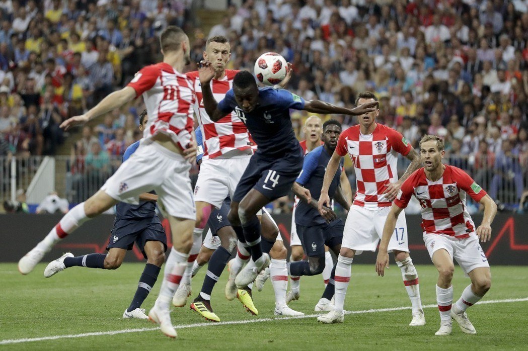 克羅埃西亞手球爭議。 美聯社