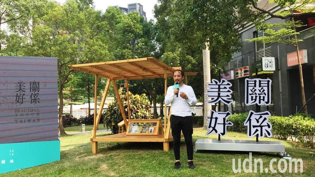 CN Flower總監凌宗湧說,參與、認同「美好關係」的人是一群傻子,希望用這股...