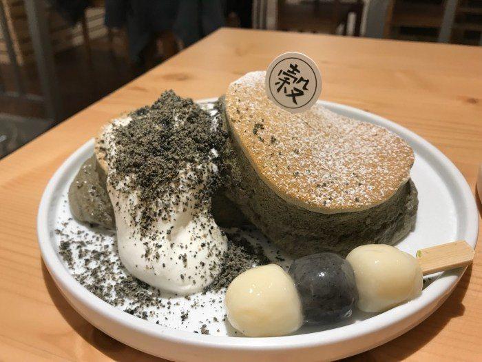 KoKu café榖珈琲。 住隔壁的小編同事