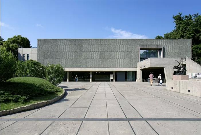 國立西洋美術館。 圖/wiki