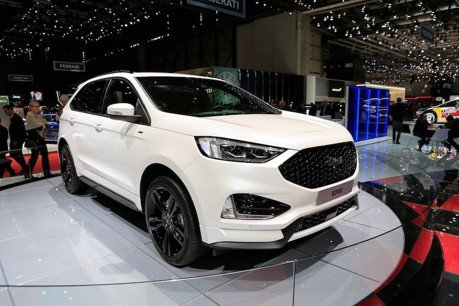 Ford宣布不參加明年日內瓦車展 原因竟相當合理