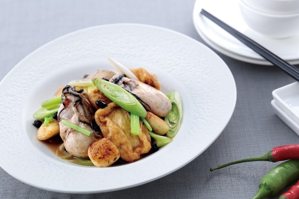 醬香海犡燜豆腐。圖/王品集團提供