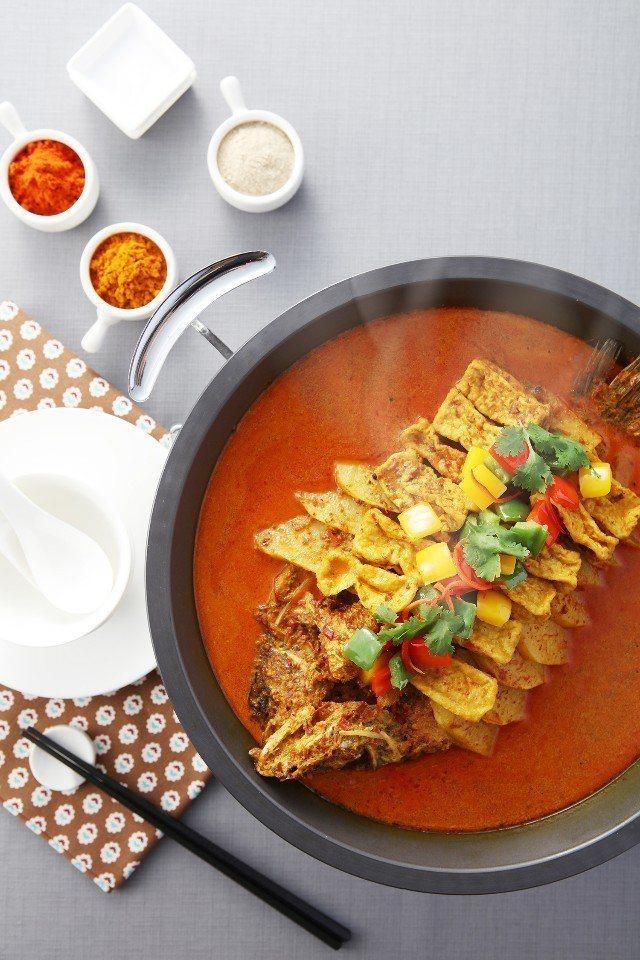 叻沙烤魚。圖/王品集團提供