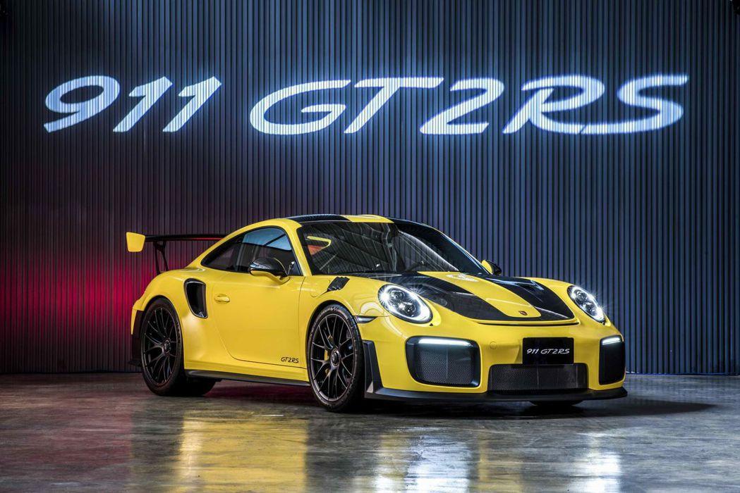 全新Porsche 911 GT2 RS超跑強勢抵台,售價車身價格1,488萬元...