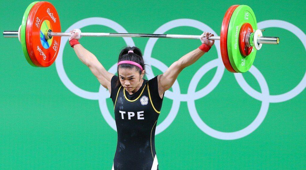 奧運金牌選手許淑淨。 圖/聯合報系資料照